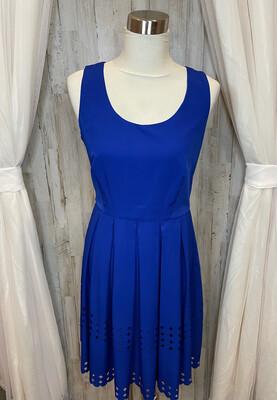 Brixon Ivy True Blue Tank Dress - M