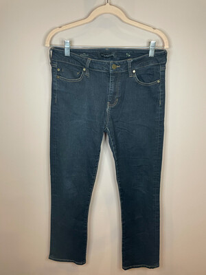 Liverpool The Straight Dark Wash Jeans - Size 8/29
