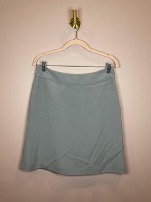 Ann Taylor Gray Skirt - Size 6