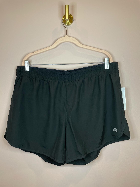 New Balance Black Shorts - XL