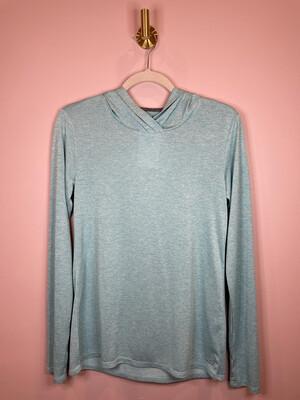 BCG Aqua Pullover Hoodie - S