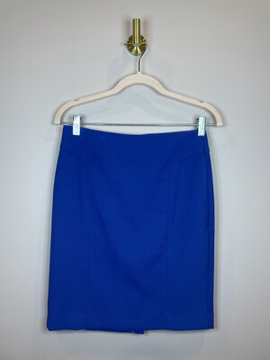 LOFT Purple Skirt - Size 0