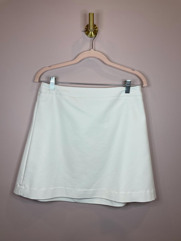 Express Winter White Skirt - Size 8