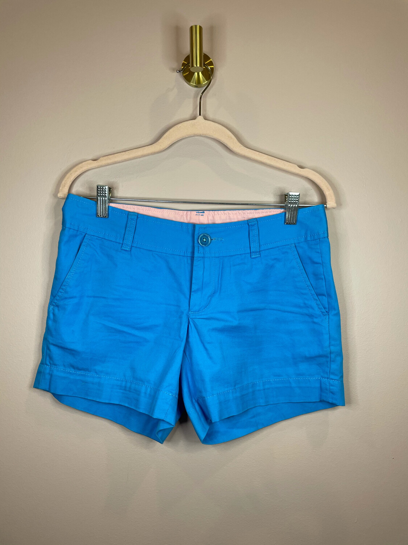 Lilly Pulitzer Blue Callahan Shorts - Size 0