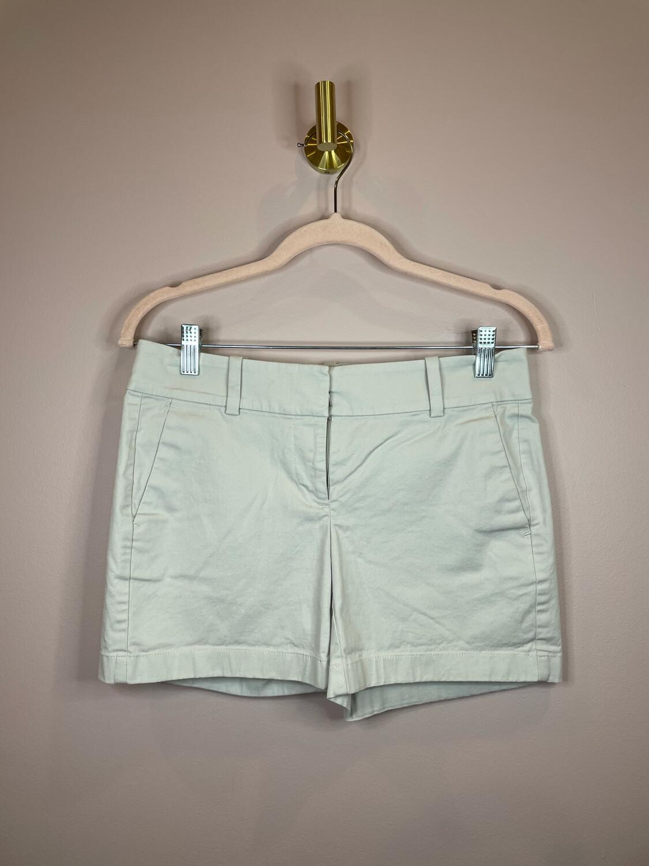 Ann Taylor Khaki Shorts - Size 0