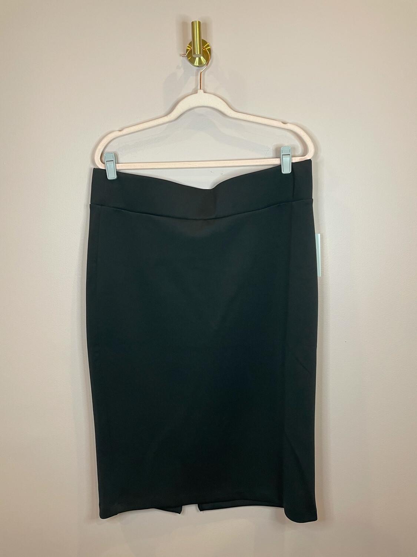 Eloquii Black Skirt - Size 18
