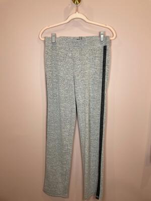 Only Grey Sweatpants w/Dark Grey Stripe - S