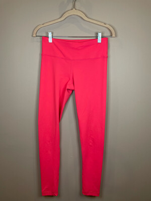 90 Degree by Reflex Hot Pink Athletic Pants - XS