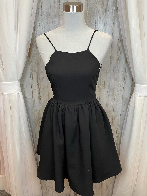 Lu Lu's Black Tank Dress - S