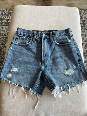Abercrombie & Fitch Mom Cutoff Shorts - Size 26