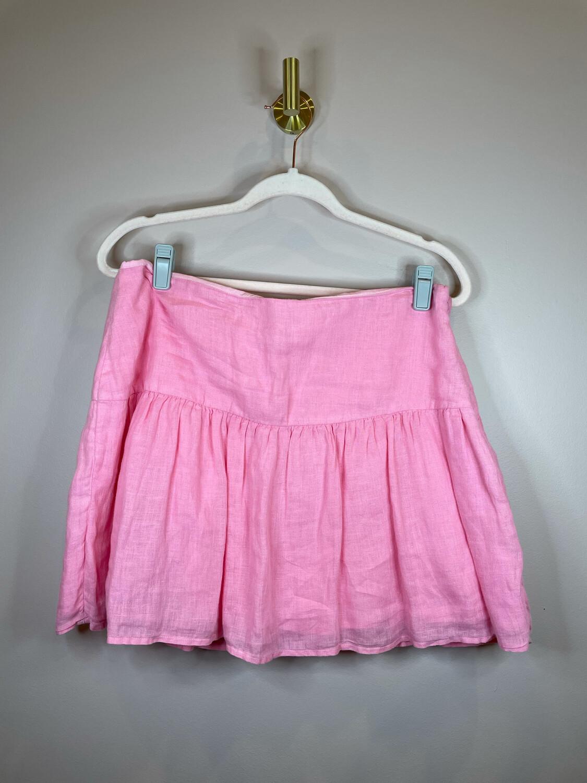 Vineyard Vines Pink Skirt - Size 8