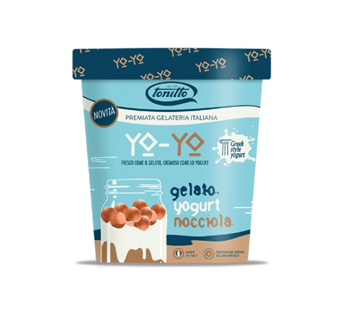 Yo-Yo Yogurt e Nocciole