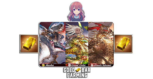 Gold bar farming
