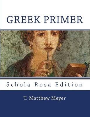 Greek Primer Workbook (2nd-3rd)