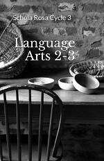 Language Arts Workbook (2nd-3rd), Cycle 3
