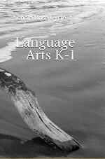 Language Arts Workbook (K-1st), Cycle 2