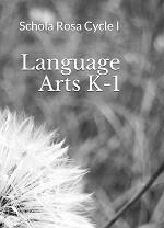 Language Arts Workbook (K-1st), Cycle 1