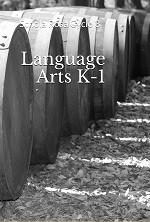 Language Arts Workbook (K-1st), Cycle 3
