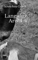 Language Arts Workbook (4th-6th), Cycle 1