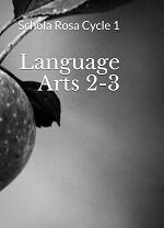 Language Arts Workbook (2nd-3rd), Cycle 1