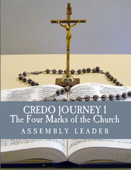CREDO Journey 1: The Four Marks of the Church
