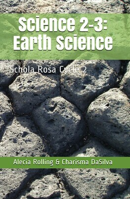 SR Science Workbook (2nd-3rd): Earth Science, Cycle 2