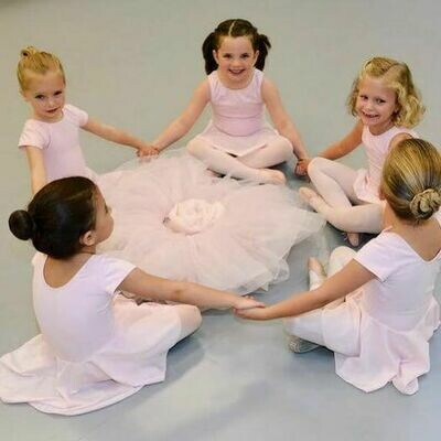 Pre-Ballet for Age 4 ~ Live Class