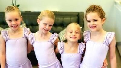 Children's Ballet Technique 1 (Ages 5-6)