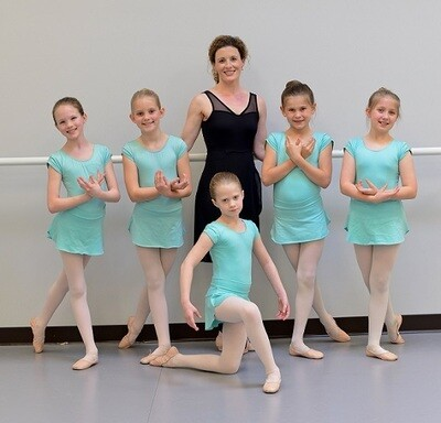 Academy Ballet Technique 1 (Ages 8-14) CLASS 2