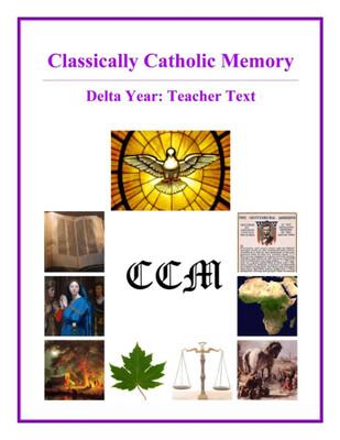 CCM Delta Teacher Text