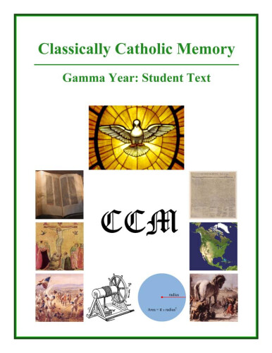 CCM Gamma Year Student Text