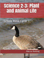 SR Science Workbook (2nd-3rd): Plant and Animal Life, Cycle 1
