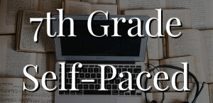 7th Grade ~ Self-Paced Bundle