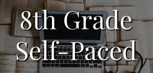 8th Grade ~ Self-Paced Bundle