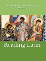 Reading Latin Workbook (4th-6th)