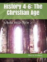SR History Workbook (4th-6th), Cycle 2