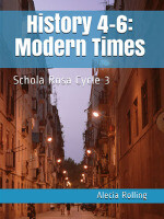 SR History Workbook (4th-6th), Cycle 3