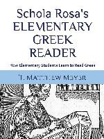 Elementary Greek Workbook  (4th-6th)
