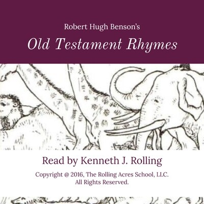 Old Testament Rhymes - Coloring Book