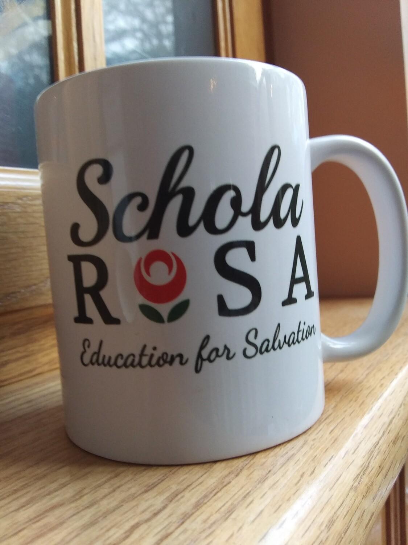 Schola Rosa Mug