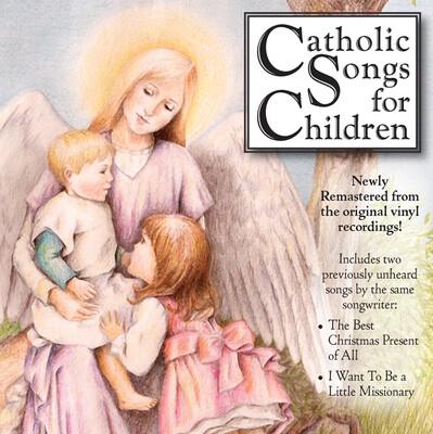 Catholic Songs for Children - CD