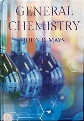 General Chemistry ~ Textbook