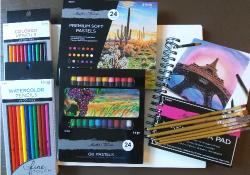 Oxrose Drawing 3 Kit