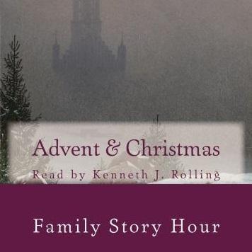 Family Story Hour: Advent & Christmas (Audio CD)