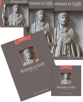 Little Latin Readers Set, Primer B (2nd-3rd)