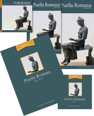 Little Latin Readers Set, Primer A (2nd-3rd)