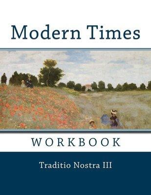 Traditio Nostra 3 ~ Workbook