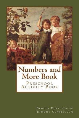Numbers and More Workbook (Preschool)