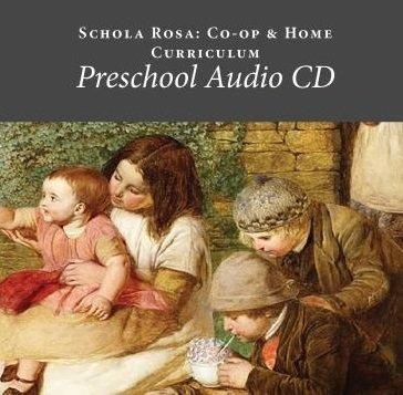 Preschool Audio CD