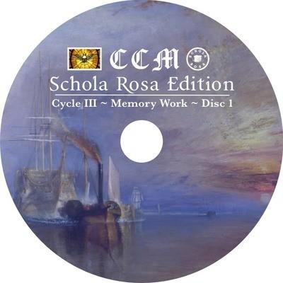 SR Memory CD Set, Cycle 3